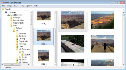 ITHMB to JPEG converter